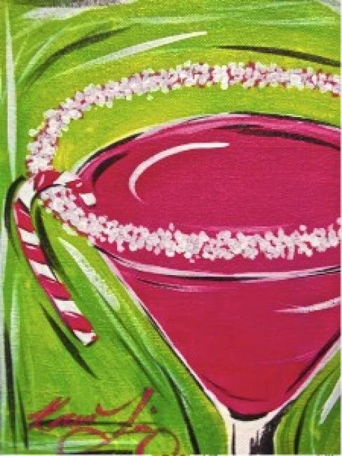 Painting Workshop: Christmas Party