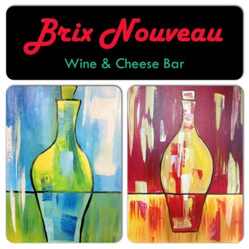 ArtsyU Paint and Sip at Brix Nouveau