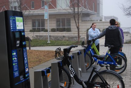 Chatt Bicycle Transit System