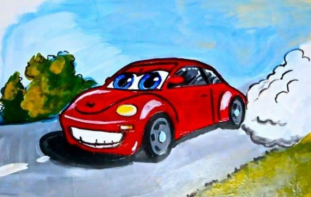 Painting Workshop: Kids Class - DoodleBug