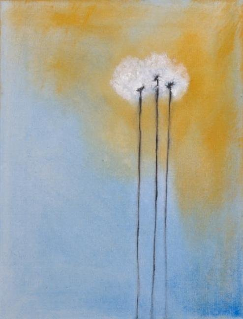 Painting Workshop: Dandelions