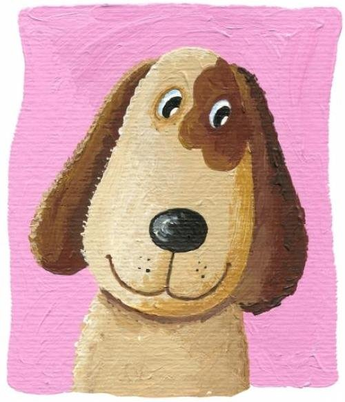 Painting Workshop: Kids Class - Dog