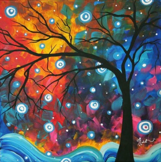 Painting Workshop: Megan Duncanson's Winters Edge©