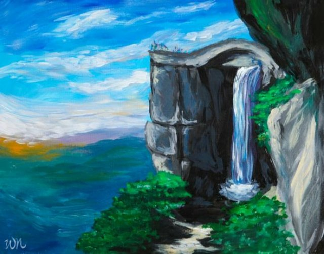 Painting Workshop: Lookout Mountain