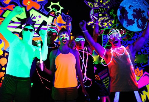 Glow in the Park 5K