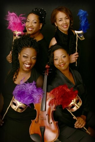 The Marian Anderson String Quartet