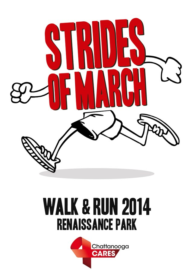 Strides of March