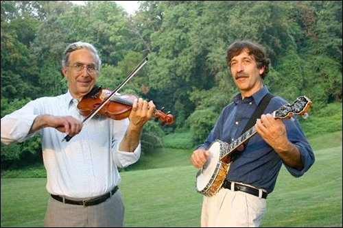 Alan Jabbour & Ken Perlman Old Time Music Performance