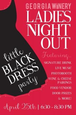 Ladies Night Out: Little Black Dress Party