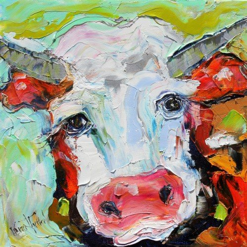 Bull by Karen Tarlton