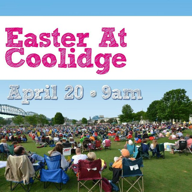 Easter at Coolidge