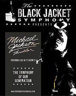 Black Jacket Symphony Michael Jackson's Thriller