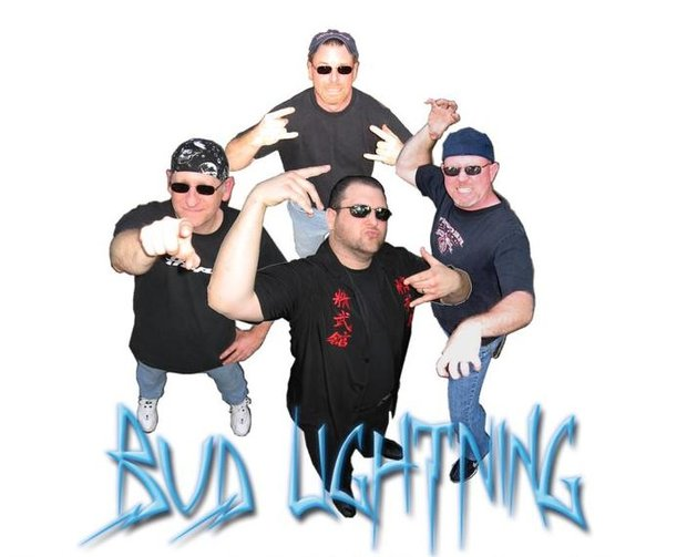 Bud Lightning Band