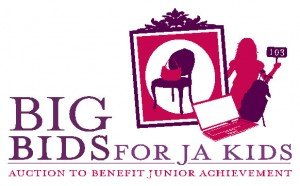 """Big Bids for JA Kids"" Live Auction"
