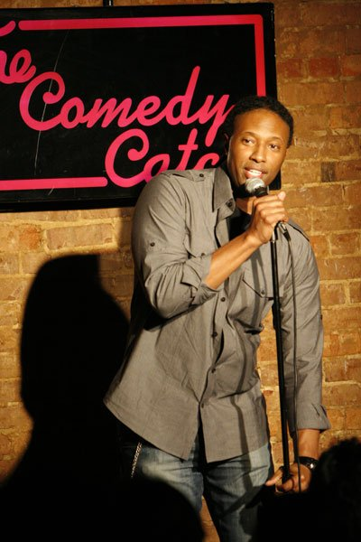 Eric Foster Comedy Night