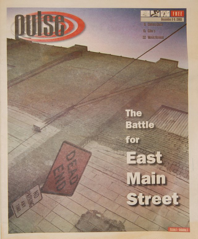 The Pulse - First Issue