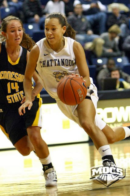 UTC Women's Basketball 2