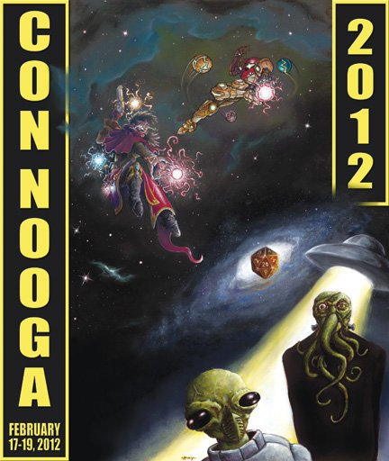 2012 Conooga Poster