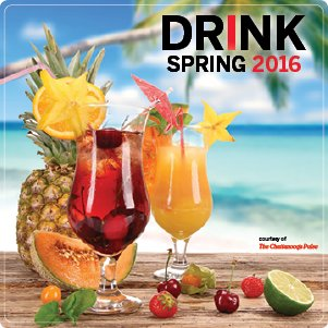 Spring 2016 Drink Bar Guide