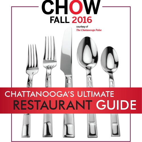Autumn 2015 Chow Dining Guide